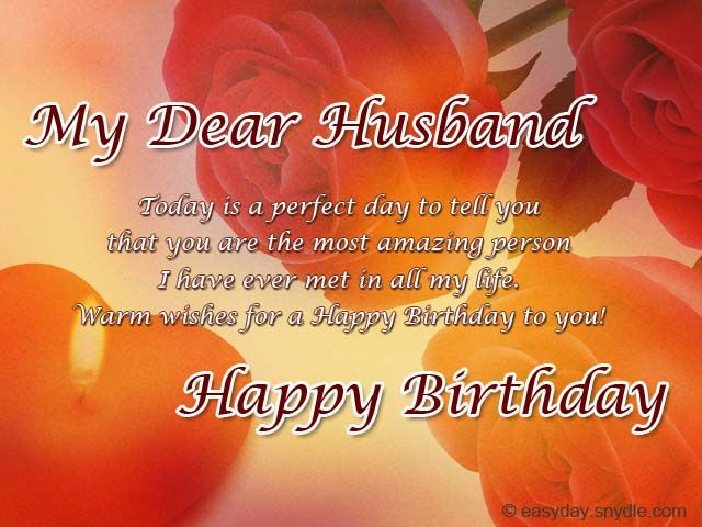 Best ideas about Birthday Wishes For Husband For Facebook . Save or Pin Birthday Messages for Your Husband Now.