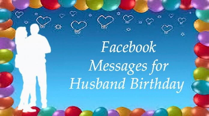 Best ideas about Birthday Wishes For Husband For Facebook . Save or Pin Messages for Husband Birthday Best Birthday Now.