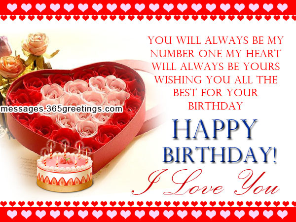Best ideas about Birthday Wishes For Husband With Romantic . Save or Pin Romantic Birthday Wishes 365greetings Now.