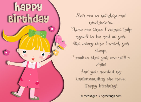 Best ideas about Birthday Wishes For Kids . Save or Pin Birthday Wishes for Kids 365greetings Now.