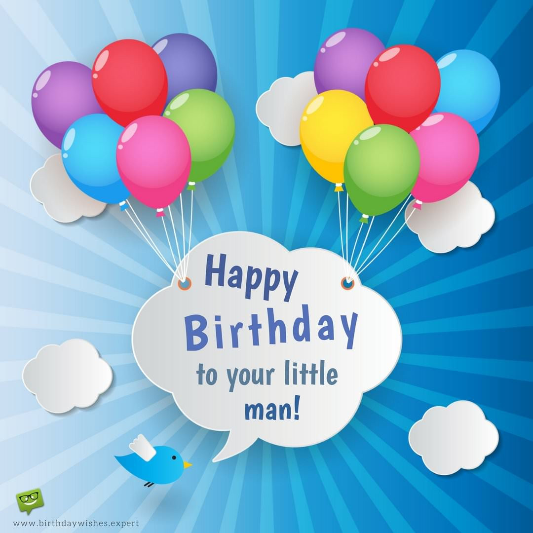 Best ideas about Birthday Wishes For Little Boy . Save or Pin 50 Amazing Wishes for Kids Now.