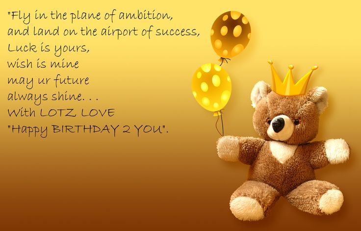Best ideas about Birthday Wishes For Loved Ones . Save or Pin 30 Best Short and Sweet Birthday Wishes for Your Loved Now.