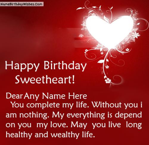 Best ideas about Birthday Wishes For Loved Ones . Save or Pin Birthday wish for a loved one Now.