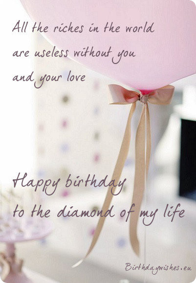 Best ideas about Birthday Wishes For Loved Ones . Save or Pin Happy birthday wishes for loved ones Now.