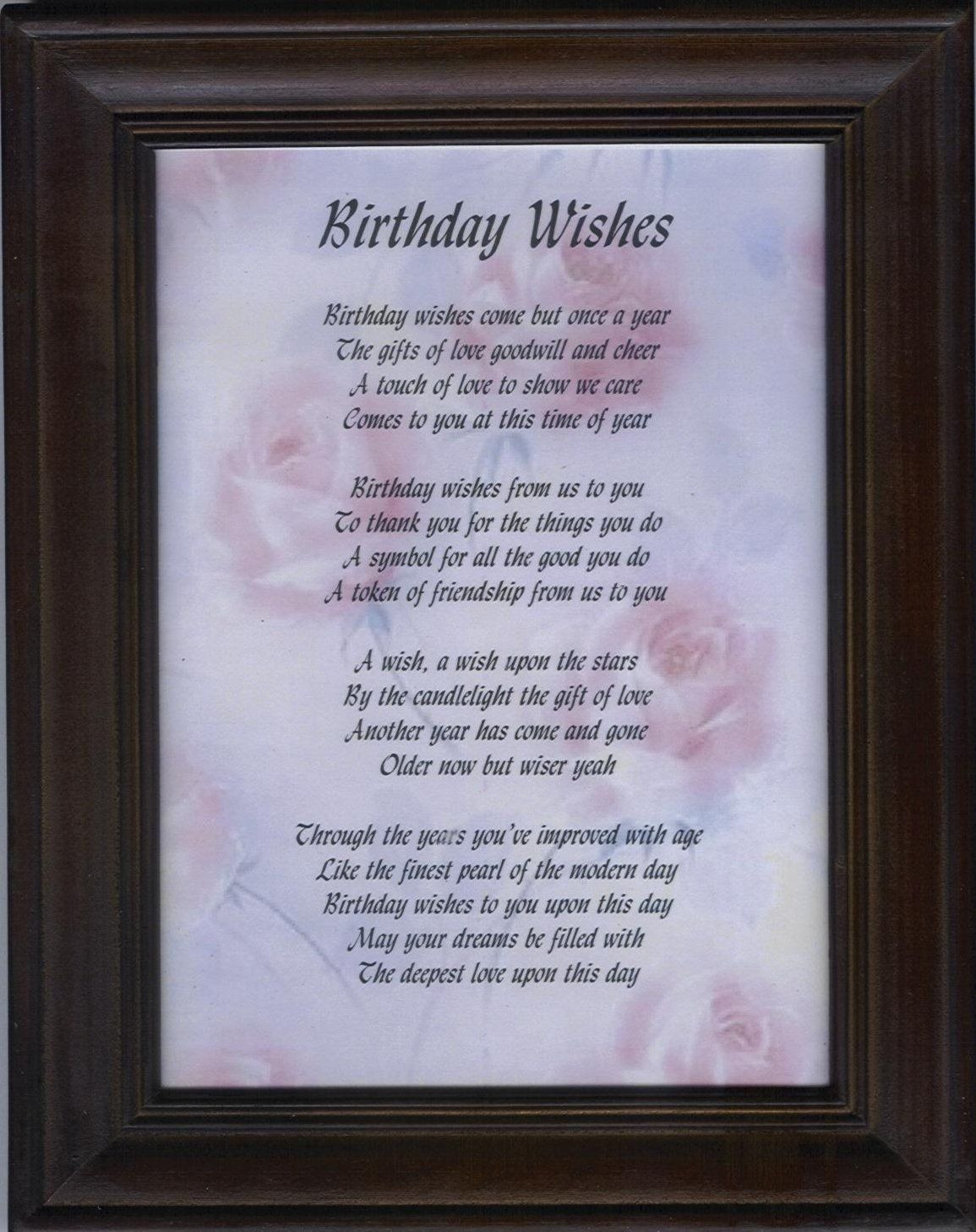 Best ideas about Birthday Wishes For Loved Ones . Save or Pin sympathy quotes birthday wishes would make an ideal t Now.