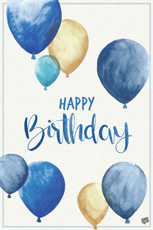 Best ideas about Birthday Wishes For Male Friend . Save or Pin 30 eCards to and Post on Somebody Special s Birthday Now.