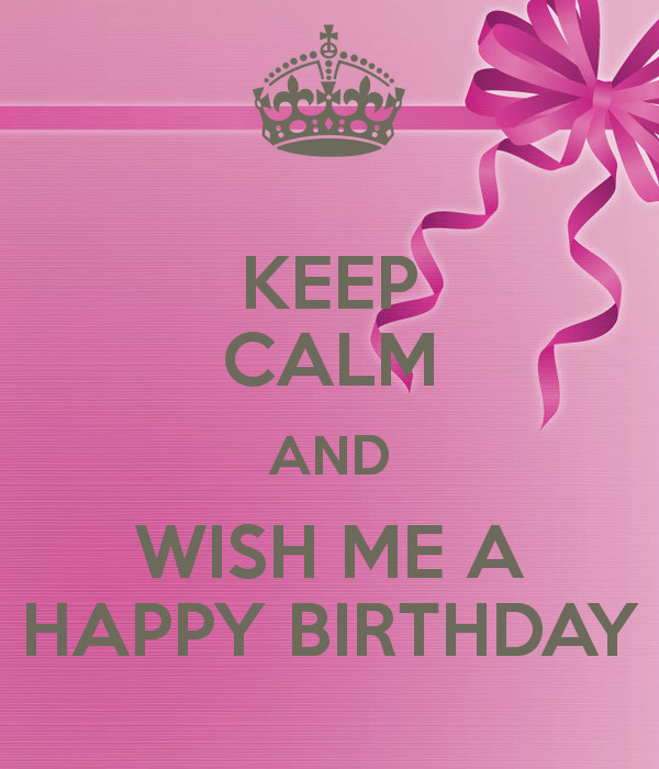 Best ideas about Birthday Wishes For Me . Save or Pin Birthday Wishes To Me Page 6 Now.
