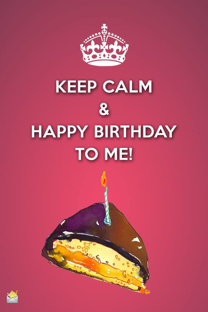 Best ideas about Birthday Wishes For Me . Save or Pin Birthday Wishes for Myself Now.