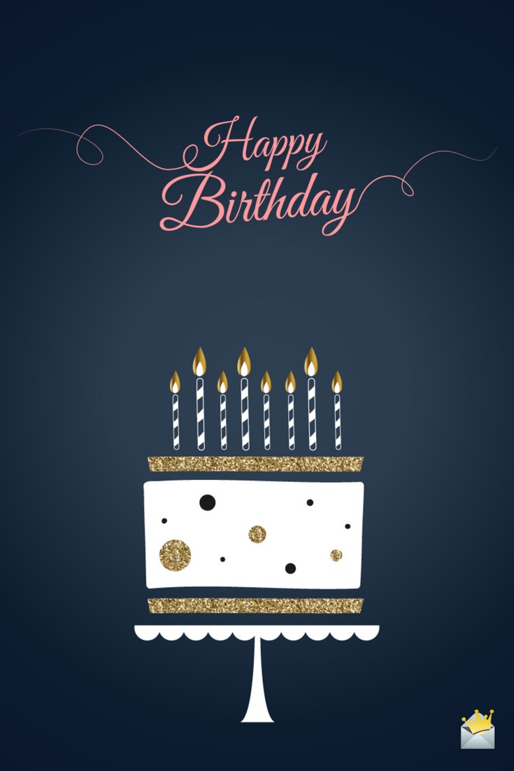Best ideas about Birthday Wishes For Men . Save or Pin Birthday Wishes for a Man Now.