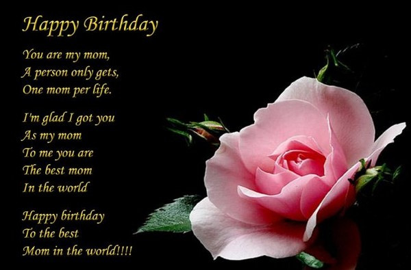 Best ideas about Birthday Wishes For Mom In Heaven . Save or Pin 72 Beautiful Happy Birthday in Heaven Wishes My Happy Now.