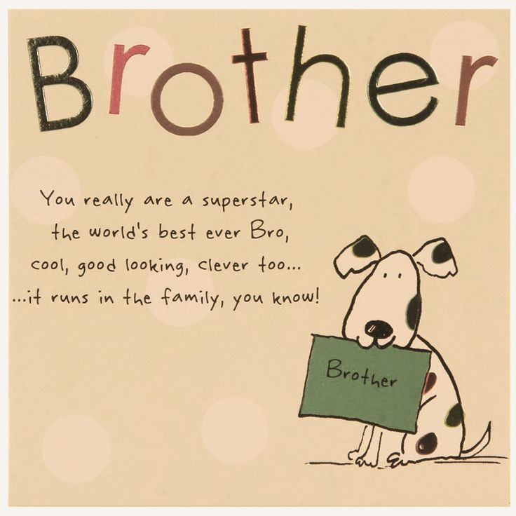 Best ideas about Birthday Wishes For My Brother . Save or Pin Best 20 Brother birthday quotes ideas on Pinterest Now.