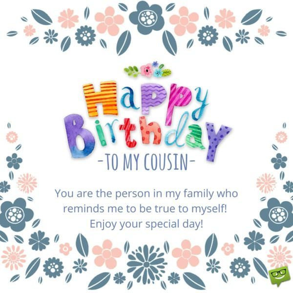 Best ideas about Birthday Wishes For My Cousin . Save or Pin Happy Birthday Cousin Now.