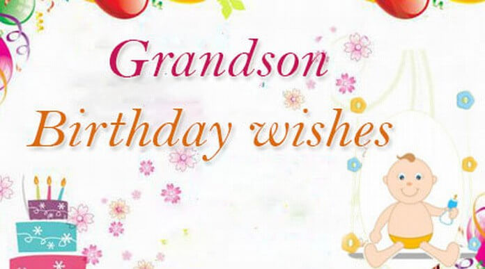 Best ideas about Birthday Wishes For My Grandson . Save or Pin Grandson Birthday Wishes Birthday Messages for Grandsons Now.