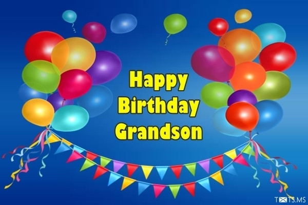 Best ideas about Birthday Wishes For My Grandson . Save or Pin Birthday Wishes for Grandson Birthday Quotes with Now.