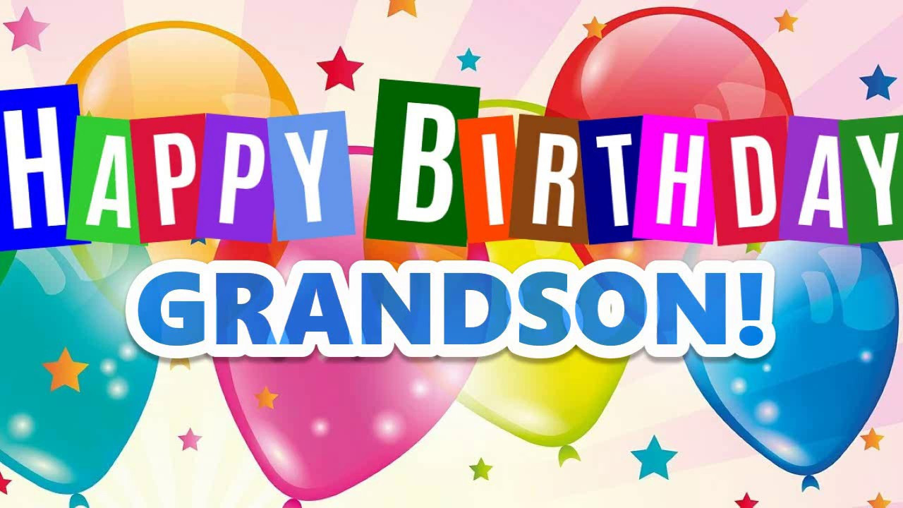 Best ideas about Birthday Wishes For My Grandson . Save or Pin Happy Birthday for Grandson Great Wishes for Grandson Now.