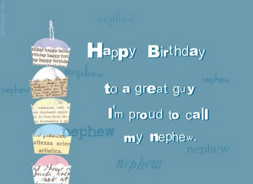 Best ideas about Birthday Wishes For My Nephew . Save or Pin The 85 Happy Birthday Wishes for Nephew Now.