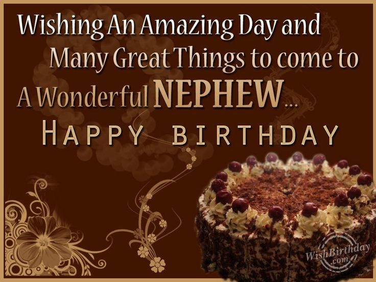 Best ideas about Birthday Wishes For My Nephew . Save or Pin Birthday Wishes for Nephew Birthday Now.