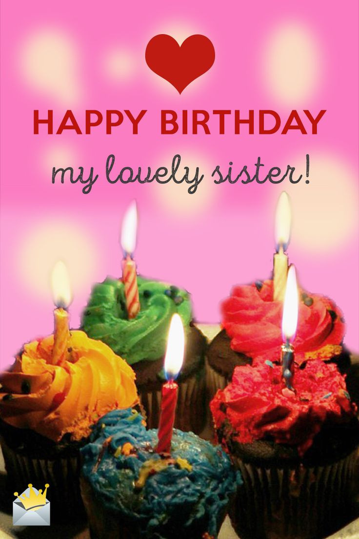 Best ideas about Birthday Wishes For My Sister . Save or Pin Best 25 Happy birthday for sister ideas on Pinterest Now.