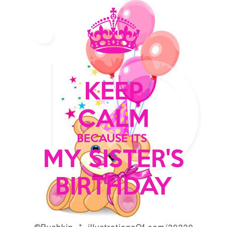 Best ideas about Birthday Wishes For My Sister . Save or Pin 17 Best images about Happy Birthday on Pinterest Now.