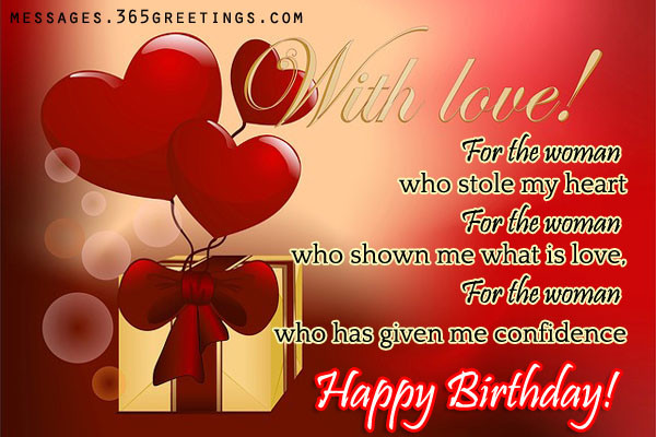 Best ideas about Birthday Wishes For My Wife . Save or Pin Birthday Wishes for Wife 365greetings Now.