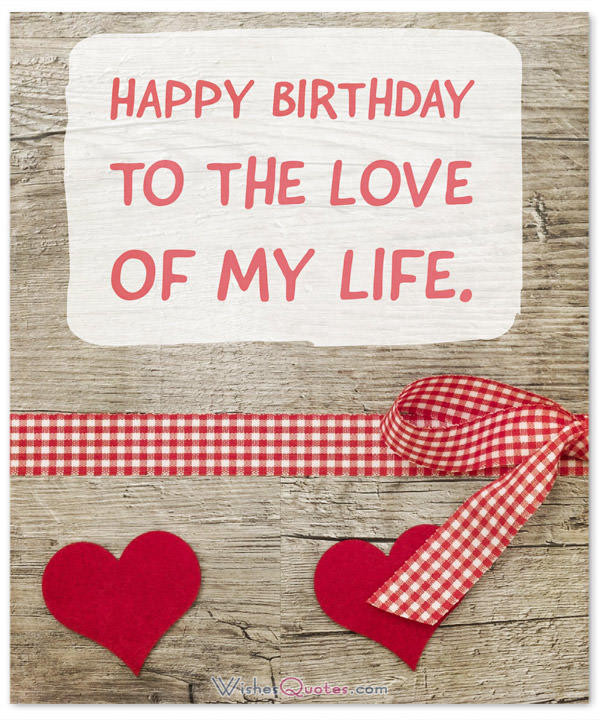 Best ideas about Birthday Wishes For My Wife . Save or Pin Birthday Wishes for Wife Romantic and Passionate Now.