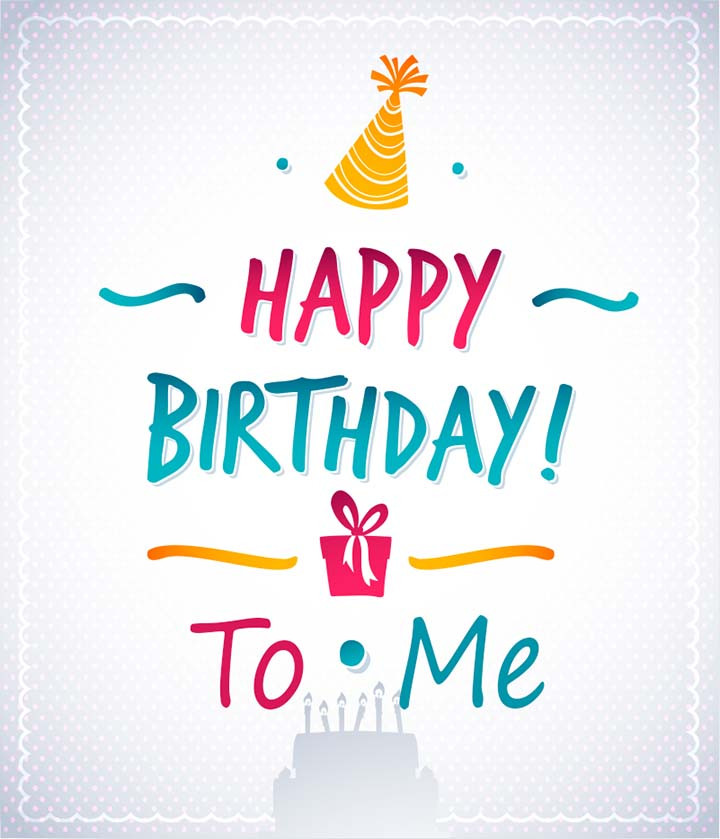Best ideas about Birthday Wishes For Myself . Save or Pin 170 Special Birthday Wishes for Myself Messages Quotes Now.