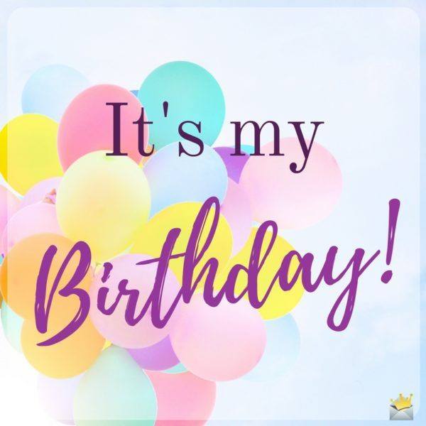 Best ideas about Birthday Wishes For Myself . Save or Pin 17 Best Birthday Quotes on Pinterest Now.