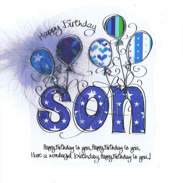 Best ideas about Birthday Wishes For Son From Mother For Facebook . Save or Pin birthday wishes for son Bing Now.