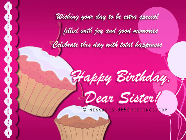 Best ideas about Birthday Wishes For Twin Sisters . Save or Pin Birthday wishes For Sister that warm the heart Now.
