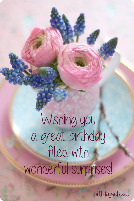 Best ideas about Birthday Wishes For Women . Save or Pin Top 30 Birthday Wishes For Girls And Female Friends With Now.