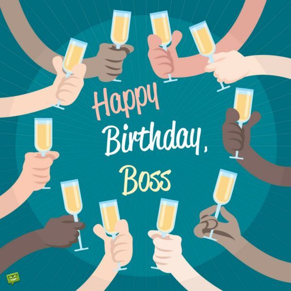 Best ideas about Birthday Wishes For Your Boss . Save or Pin Happy Birthday Boss Birthday Wishes Now.