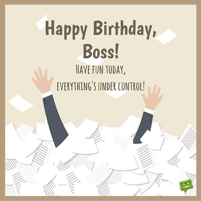 Best ideas about Birthday Wishes For Your Boss . Save or Pin Top 20 Birthday Wishes for a Boss Best Messages to Boss Now.