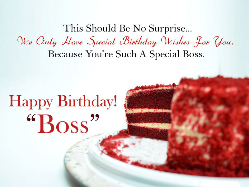 Best ideas about Birthday Wishes For Your Boss . Save or Pin Birthday Wishes For Boss Formal and Funny Messages Now.