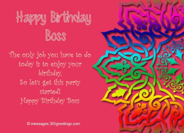 Best ideas about Birthday Wishes For Your Boss . Save or Pin 25 Best Ideas about Birthday Message For Boss on Now.