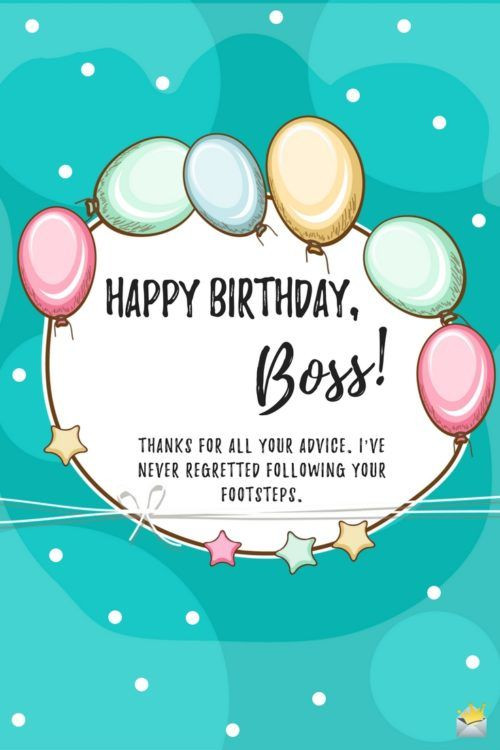 Best ideas about Birthday Wishes For Your Boss . Save or Pin Best 25 Happy birthday boss quotes ideas on Pinterest Now.