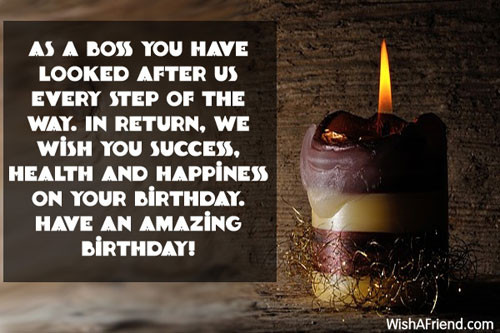 Best ideas about Birthday Wishes For Your Boss . Save or Pin Funny Boss Birthday Wishes Quotes QuotesGram Now.