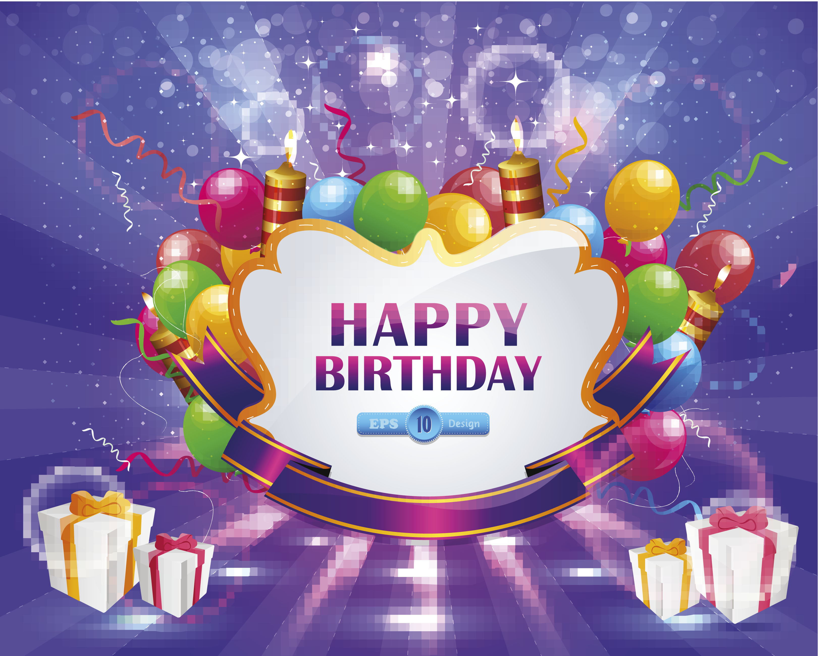 Best ideas about Birthday Wishes Images Free Download . Save or Pin Beautiful picture with congratulations for birthday Now.