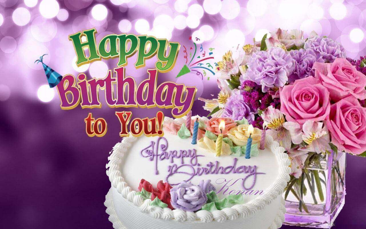 Best ideas about Birthday Wishes Images . Save or Pin Happy Birthday Wishes TOP 70 Short & Meaningful Now.