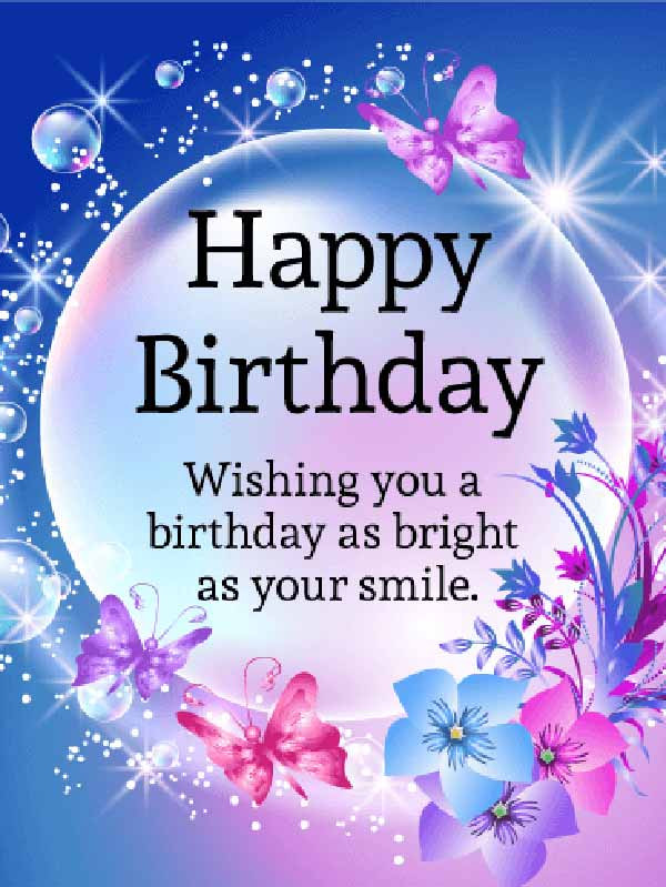 Best ideas about Birthday Wishes Images . Save or Pin Happy Birthday Wishes s and Pics Now.