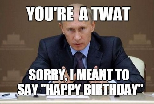 Best ideas about Birthday Wishes Meme . Save or Pin 24 Happy Birthday Memes That Will Make You Die Inside A Now.