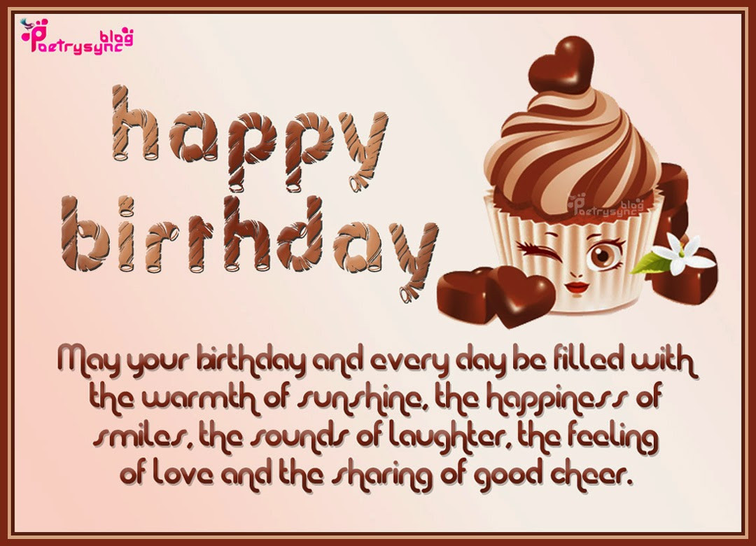 Best ideas about Birthday Wishes Messages . Save or Pin Happy Birthday Greetings and Wishes Picture eCards Now.