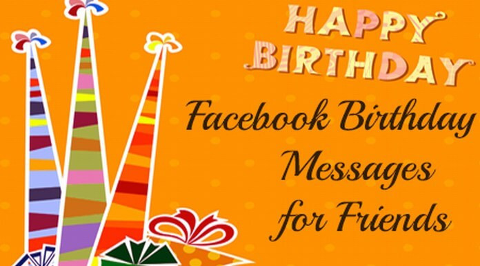 Best ideas about Birthday Wishes On Facebook . Save or Pin Birthday Messages for Best Friend Birthday Wishes Samples Now.