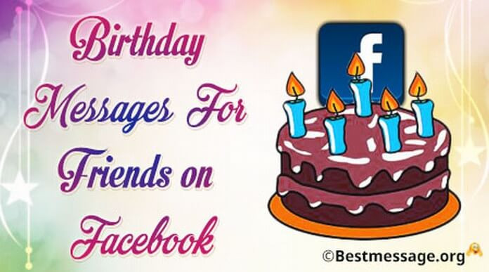 Best ideas about Birthday Wishes On Facebook . Save or Pin Birthday Text Messages for Friends on Cute Now.