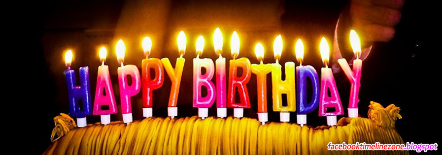 Best ideas about Birthday Wishes On Facebook Timeline . Save or Pin Timeline Zone Beautiful Happy Birthday Candles Now.