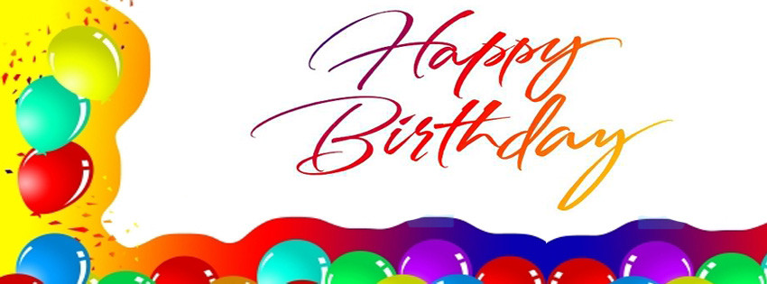 Best ideas about Birthday Wishes On Facebook Timeline . Save or Pin Happy Birthday Timeline Cover and Status Message Now.