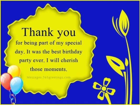 Best ideas about Birthday Wishes Reply . Save or Pin Reply To Bday Wishes Thank You Messages Now.