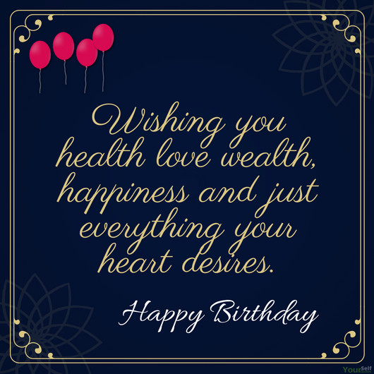 Best ideas about Birthday Wishes Sayings . Save or Pin Happy Birthday Wishes Quotes for Friends With & Name Now.
