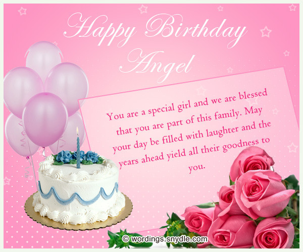 Best ideas about Birthday Wishes Sister . Save or Pin Happy Birthday Wishes for Sister Wordings and Messages Now.