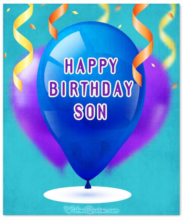 Best ideas about Birthday Wishes Son . Save or Pin Best 25 Son birthday quotes ideas on Pinterest Now.