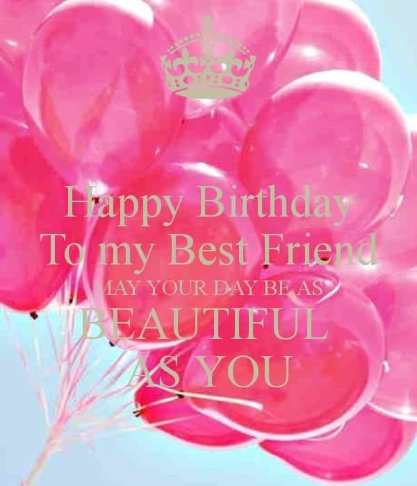 Best ideas about Birthday Wishes To A Best Friend . Save or Pin 50 Best Birthday Wishes for Friend with 2019 Now.